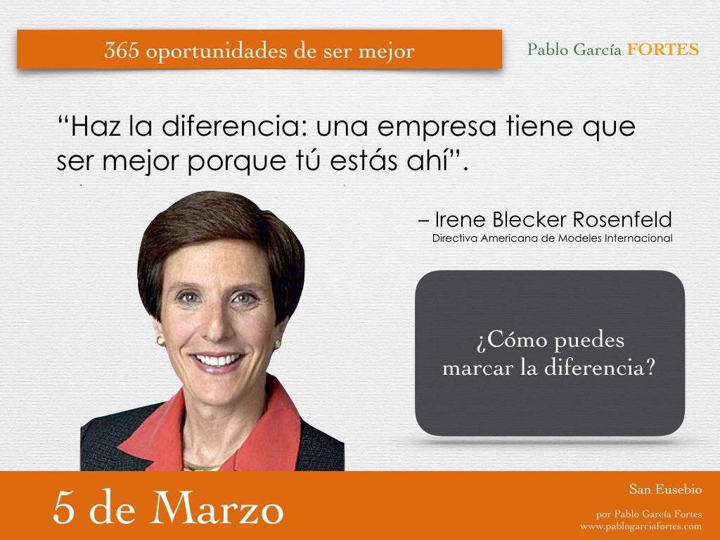 Irene Blecker Rosendeld